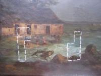 Il restauro d'opere d'arte