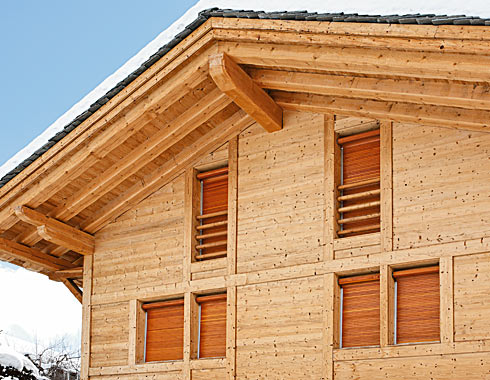 Case e tetti di legno un seminario a paularo ud dovatu for Tetti di case moderne
