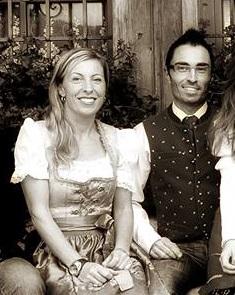 Sabina e Stefano Mazzolini (Al Vecchi Skilift - Tarvsisio)