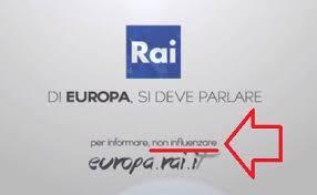 europa di europa si deve parlare