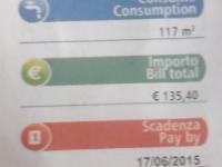 Udine, tariffa dell'acqua, manco fossimo nel deserto: 1,16€ al m3, più di Palermo
