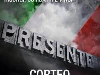 #CasaPound Italia, corteo di Gorizia: è guerra di manifesti a Udine
