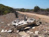 SICILIA, FAVIGNANA: IL BOSCO DI ETERNIT (CALA GRANDE)