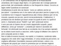 """Guerra tra Chiesa e Lega Nord. Il Prete: """"Fuori i Leghisti dalle parrocchie"""""""