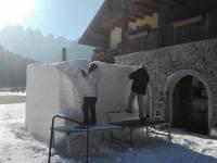 SNOW ART a Pontebba (Ud) - 5/9 Febbraio