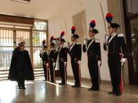 70 Carabinieri ritirano due patenti, sequestrano 2 grammi di marijuana, una fionda e un coltello