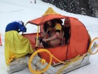 Il pazzo mondo della neve: in migliaia al CRAZY BOB 2016