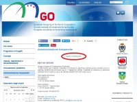 IL GECT 'LAG': Gorizia senza confine solo per consulenze e roaming telefonia mobile