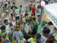 Lignano - una color run Eco-sostenibile