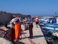 Mafia del mare nell'Area Marina di Favignana, reti distrutte dai pirati