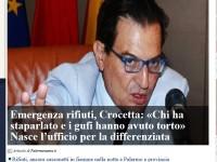 NEWS PIU' LETTA DEL MESE: Rifiuti, Sicilia, Terzo Mondo