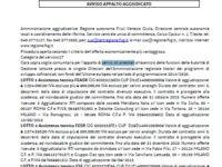 FONDI UE: IN FVG 15 MILIONI € PER 'SERVIZI STRUMENTALI' (PRIMI TRE ANNI...)