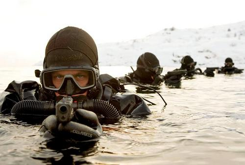 Incursori Marina Militare