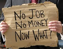 no job no money
